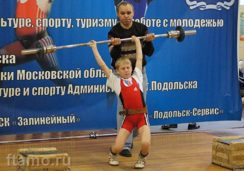 Сергей ли член сборной ссср по тяжелой атлетике