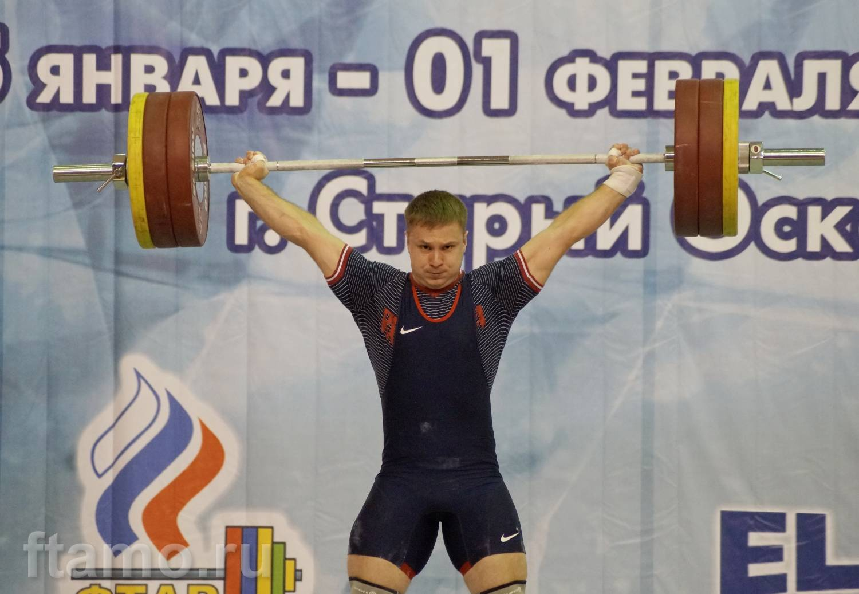 Захаревич иван юрьевич тяжелая атлетика