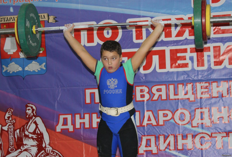 Дети в спорте: пауэрлифтинг - Дети в спорте - Здоровье - Каталог 26